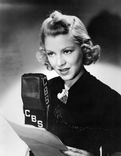 Claire Trevor in Big Town