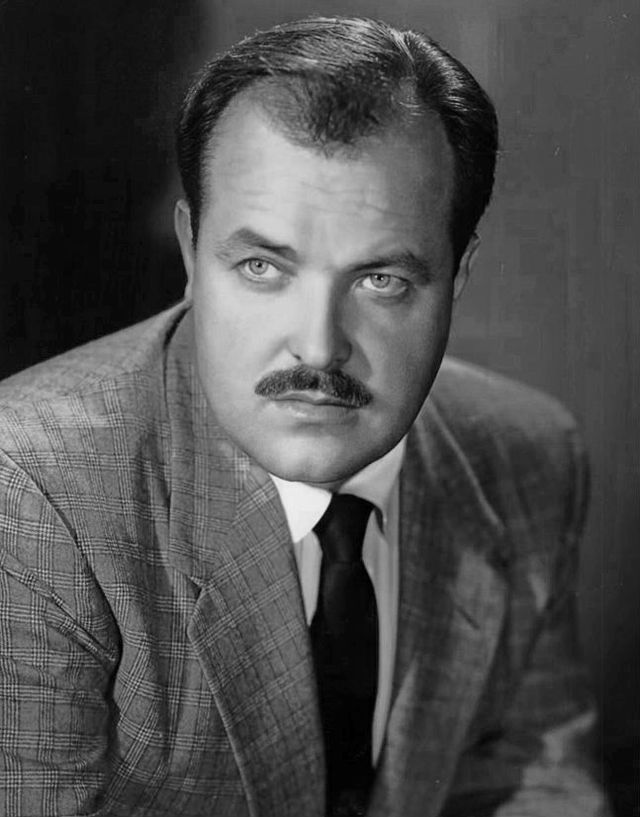 William Conrad in Gunsmoke
