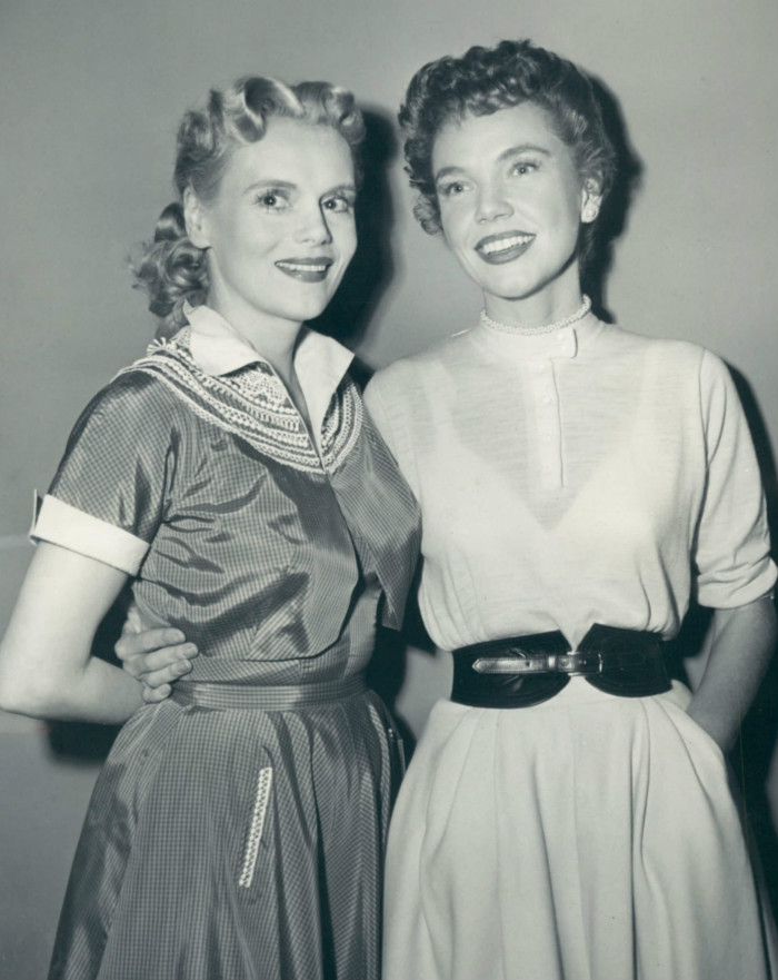 Marie Wilson and Mary Shipp in My Friend Irma
